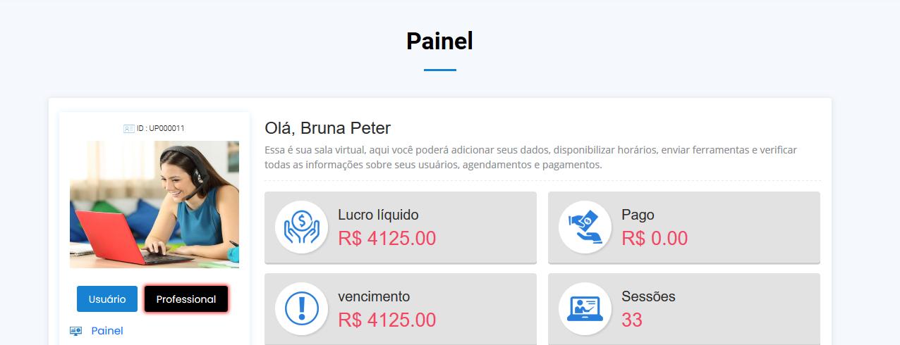 como funciona o pagamento no site